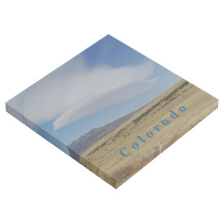 Colorado-Feder wie Wolken-Galerie-Verpackung Galerieleinwand