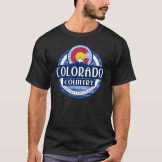 Colorado-Landschwarzt-shirt T-Shirt