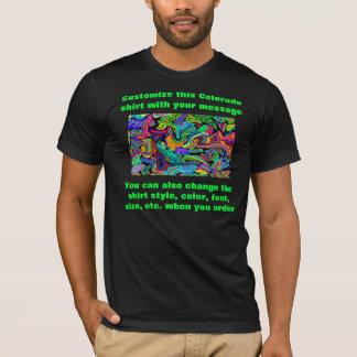Colorado-Shirt - Gewohnheit mit Wahl oder anderem T-Shirt
