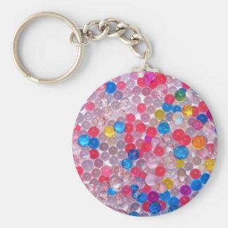 colore Wasserbälle Schlüsselanhänger