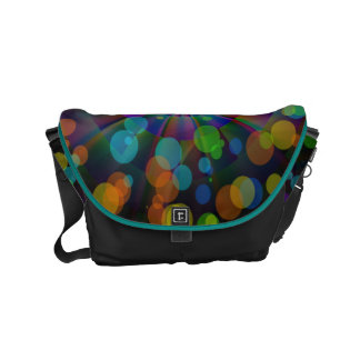 colorful kuriertasche
