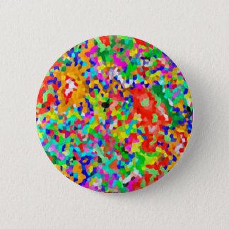 ColorMANIA künstlerisches Schaffen:  Runder Button 5,7 Cm