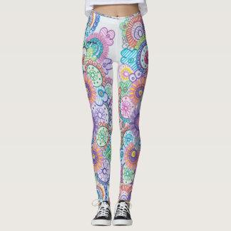 colorpetal Gamaschen Leggings