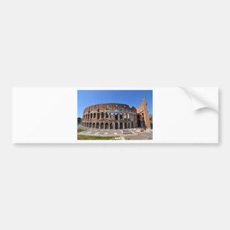Colosseum in Rom, Italien Autoaufkleber