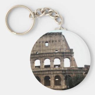 Colosseum italienisches Reise-Foto Schlüsselanhänger