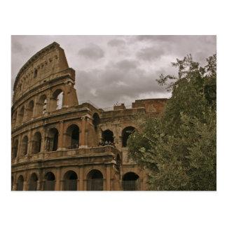 Colosseum Postkarte