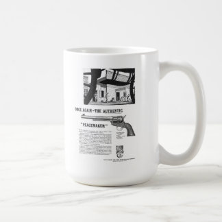 Colt-Friedensstifter-Tasse Tasse