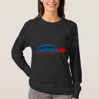 Colton Luft: Durchgehen auf der Rollbahn T-Shirt