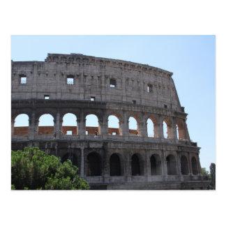 Colusseum, Rom, Italien Postkarte