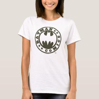 Comic-Logo des Batman-Symbol-| T-Shirt