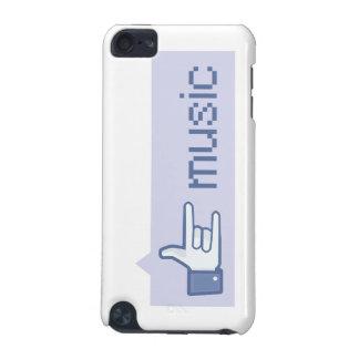Comme la caisse d'IPod de musique Coque iPod Touch 5G