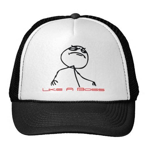 Comme un patron casquettes de camionneur