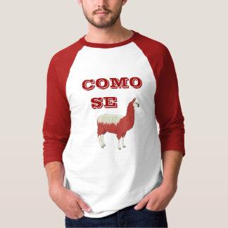 COMO Se-LAMA T - Shirt