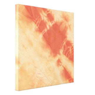 Composition #10 en colorant de cravate par Michael Toiles Tendues Sur Châssis