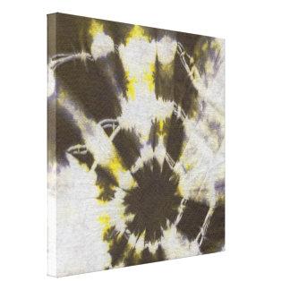 Composition #2 en colorant de cravate par Michael Toile Tendue