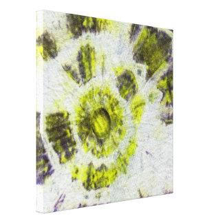 Composition #3 en colorant de cravate par Michael Toiles Tendues
