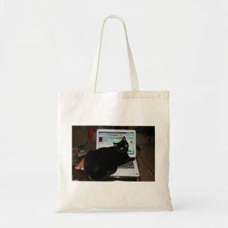 Computer-Katzen-Tasche Tragetasche