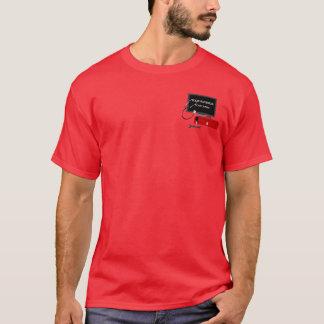 Computer-Techniker-Reparatur-Service-Rot-T - Shirt