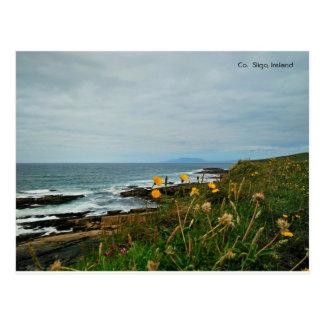 Comté carte postale de Sligo, Irlande