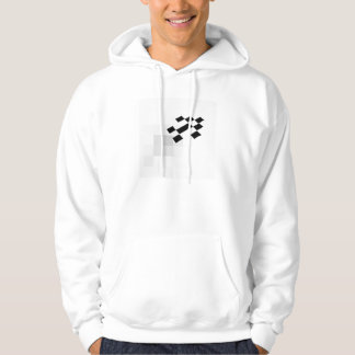 Concept Air and Music 8 bit Sweatshirts Avec Capuche