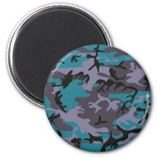 Conception de camouflage de gris bleu aimant