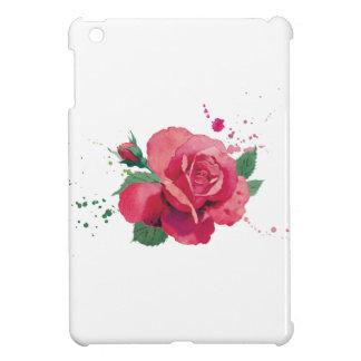 Conception florale coques pour iPad mini