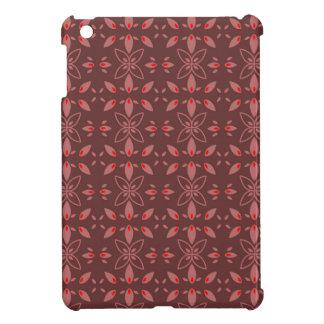 Conception florale de Chocolade Coque iPad Mini