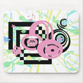 conception pink tapis de souris