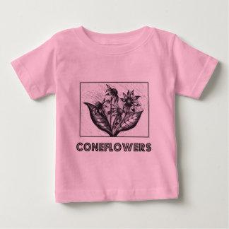 Coneflowers Baby T-shirt