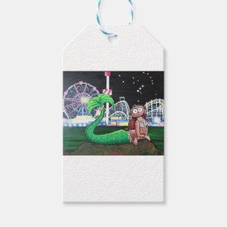 Coney Island-Meerjungfrau Geschenkanhänger