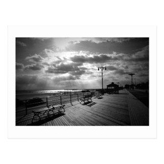 Coney Island, NY, Postkarte