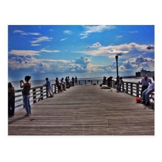Coney Island Postkarte