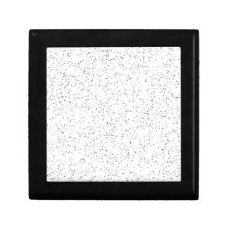 Confetti Kleine Quadratische Schatulle
