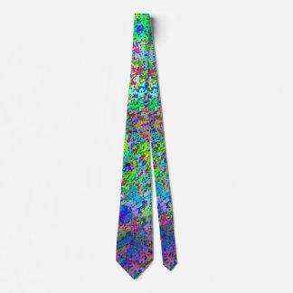 Confetti-Sturm Personalisierte Krawatte