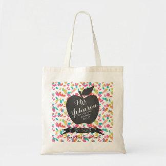 Confettis de achat de cartable de fourre-tout de sac en toile budget
