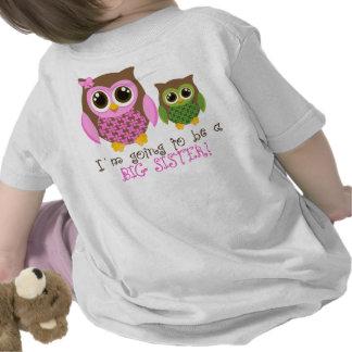 Conjecture qui a une grande soeur secrète t-shirt
