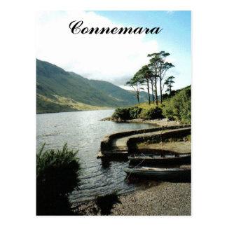 Connemara See Postkarte