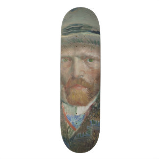 Conseil d'autoportrait de Vincent van Gogh Skateboard 21,6 Cm