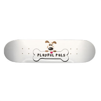 Conseil espiègle de copains skateboards customisés