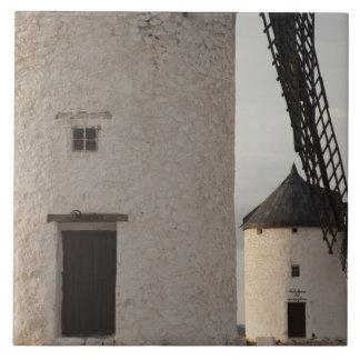 Consuegra, antike La Mancha Windmühlen 2 Keramikfliese