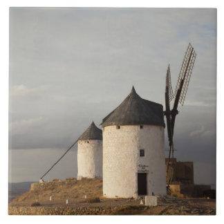 Consuegra, antike La Mancha Windmühlen 3 Fliese
