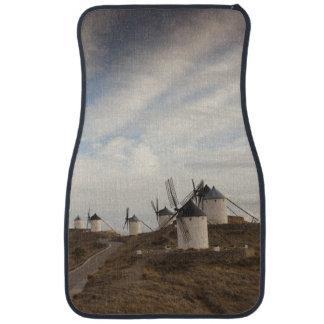 Consuegra, antike La Mancha Windmühlen Automatte