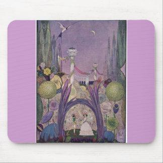 Conte de fées épousant Mousepad Tapis De Souris