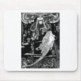 Conte de fées - illustration 6 tapis de souris