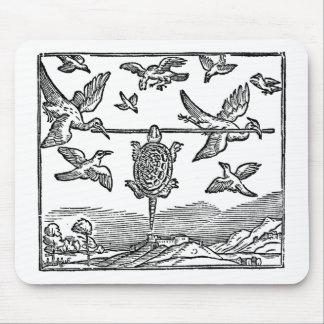Conte de fées indien tapis de souris