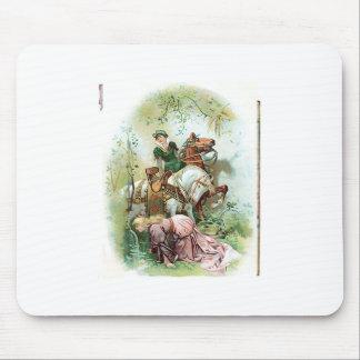 Conte de fées tapis de souris