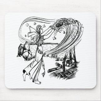 contes de fées tapis de souris