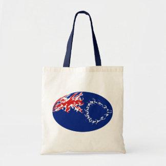 Cookinseln-Gnarly Flaggen-Tasche