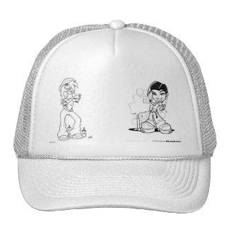 cool casquette de camionneur