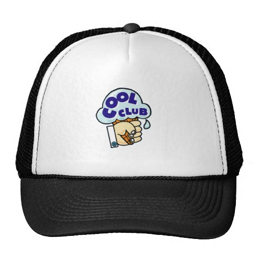 cool-club-cône-grand casquette